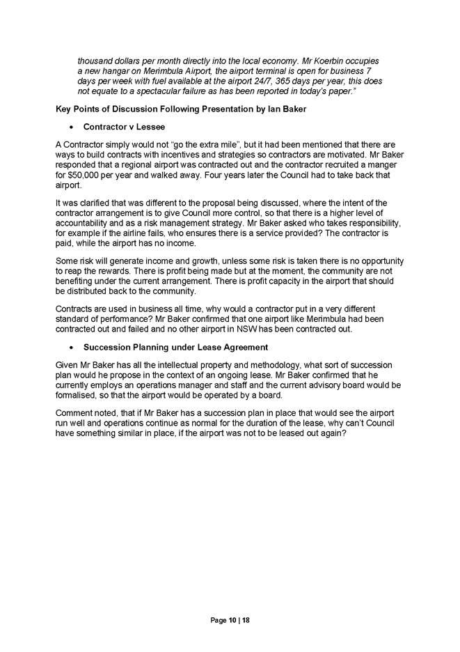 Agenda Of Council 12 February 2014